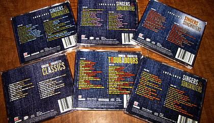 11 cd set