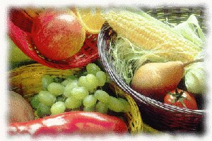 fruit and vegetable basket
